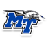 at Middle Tennessee State #