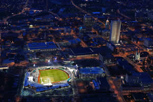 Parkview Field Aerial
